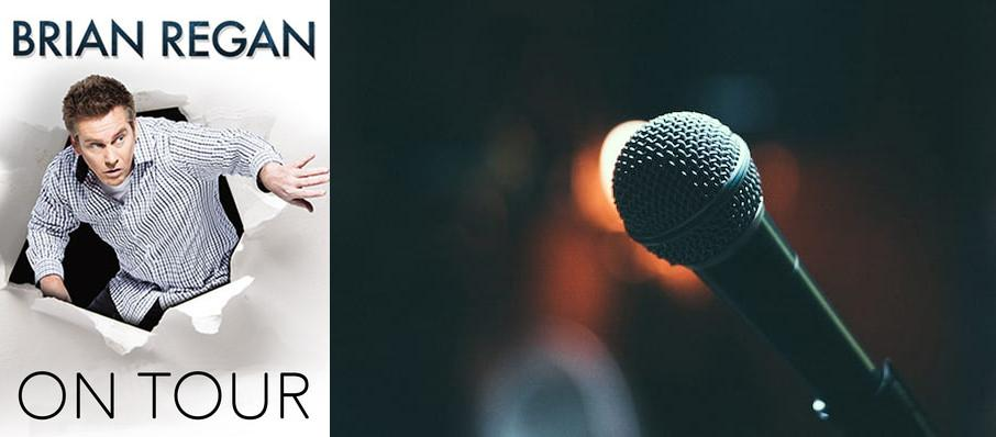 Brian Regan at Egyptian Theatre