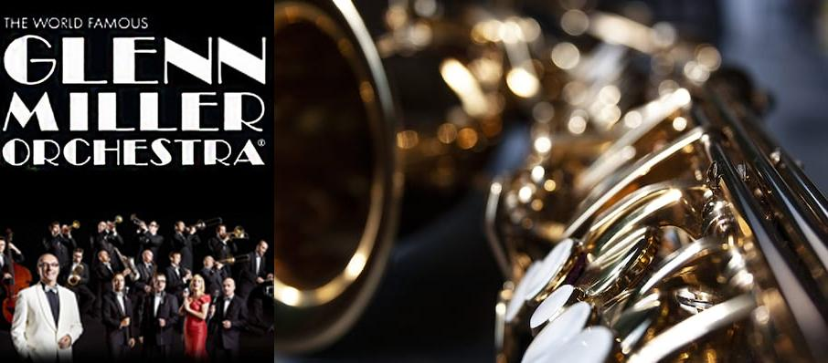 Glenn Miller Orchestra at Arcada Theater