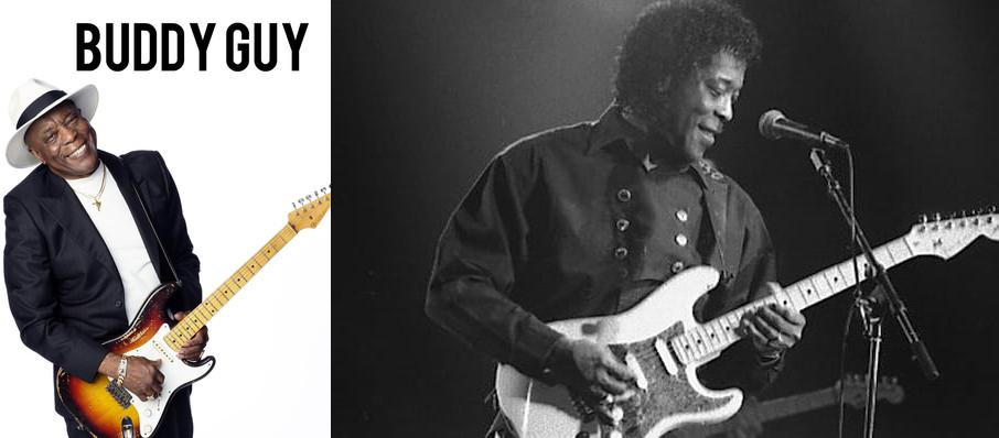 Buddy Guy at Arcada Theater