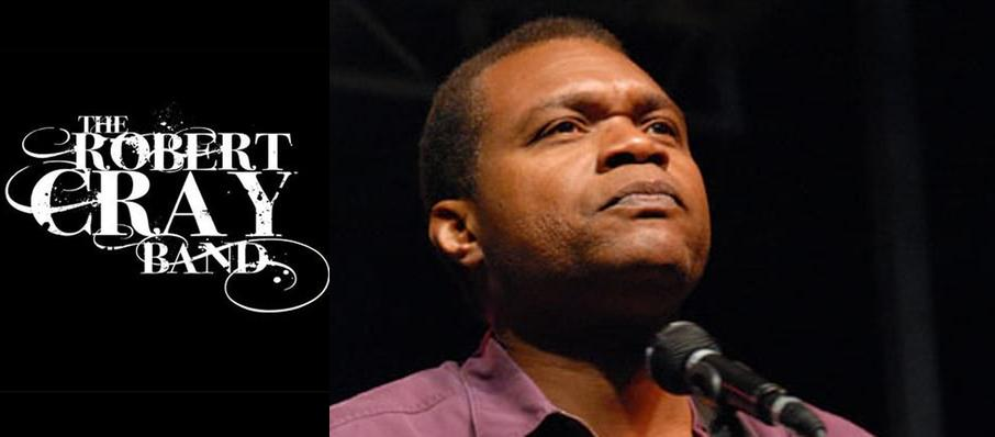 Robert Cray Band at Arcada Theater