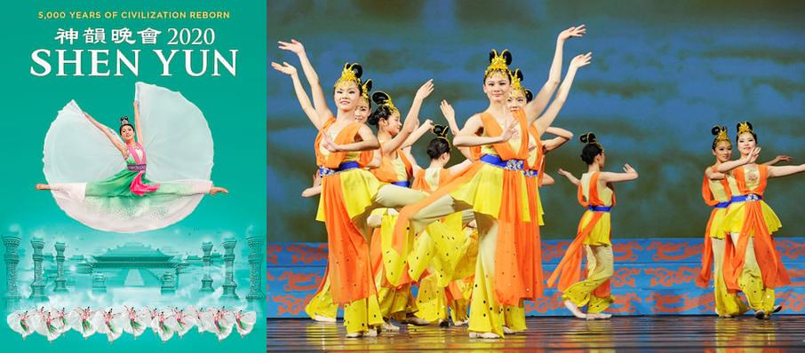 Shen Yun Performing Arts at Paramount Theatre