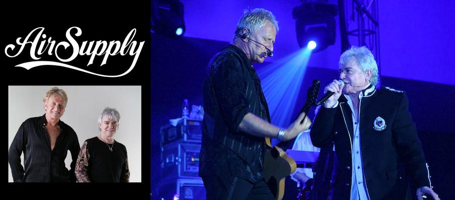 Air Supply at Arcada Theater