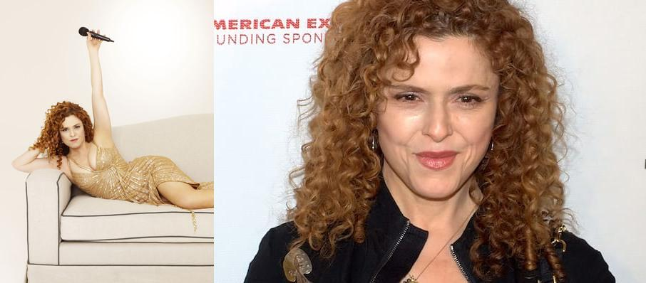 Bernadette Peters at Paramount Theatre