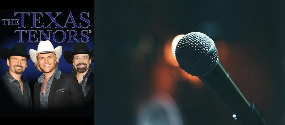 The Texas Tenors at Pfeiffer Hall