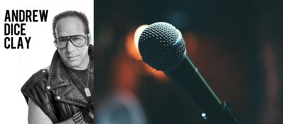 Andrew Dice Clay at Arcada Theater