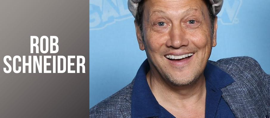 Rob Schneider at Arcada Theater
