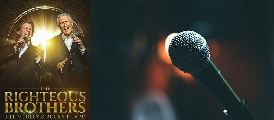 The Righteous Brothers at Arcada Theater