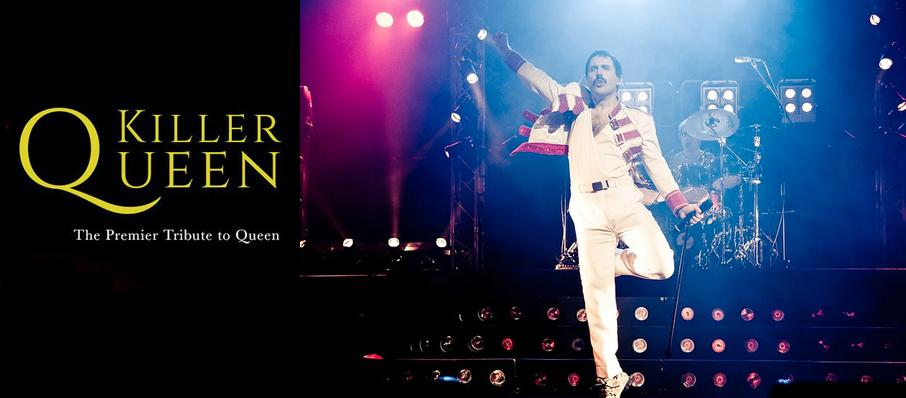 Killer Queen - Tribute to Queen at Arcada Theater