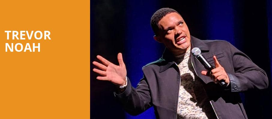 Trevor Noah, NIU Convocation Center, Aurora