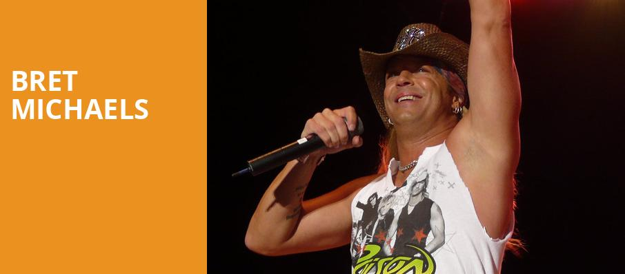 Bret Michaels, Arcada Theater, Aurora