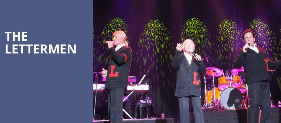The Lettermen, Arcada Theater, Aurora