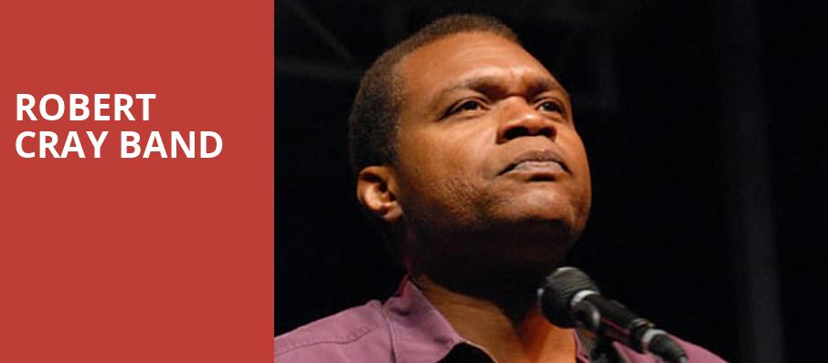 Robert Cray Band, Arcada Theater, Aurora
