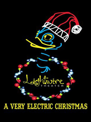 Lightwire Theater A Very Electric Christmas, Arcada Theater, Aurora